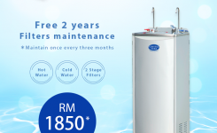 Water Cooler Promotion!